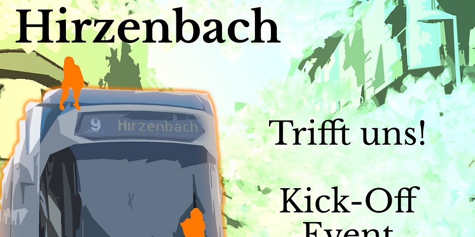 GZ Hirzenbach - Kick Off!