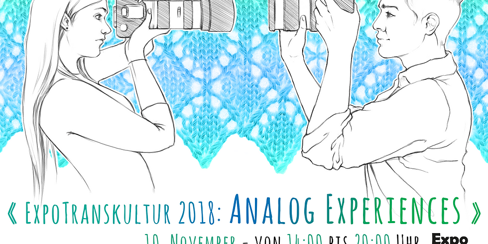 """""""ETK 2018: Analog Experiences"""""""