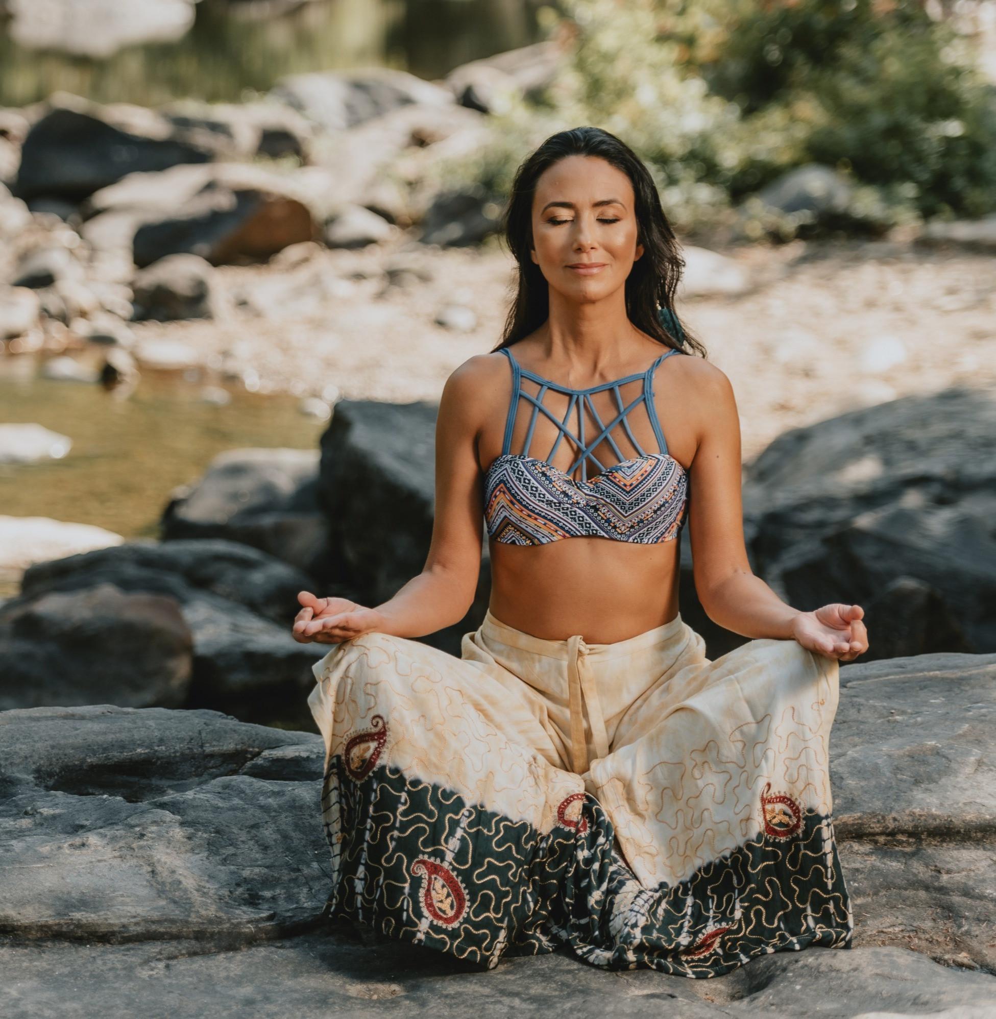 Prana Healing Yoga- Outdoors Indoors