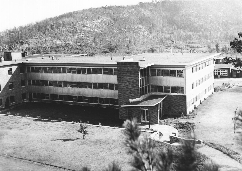 Old JAX Building