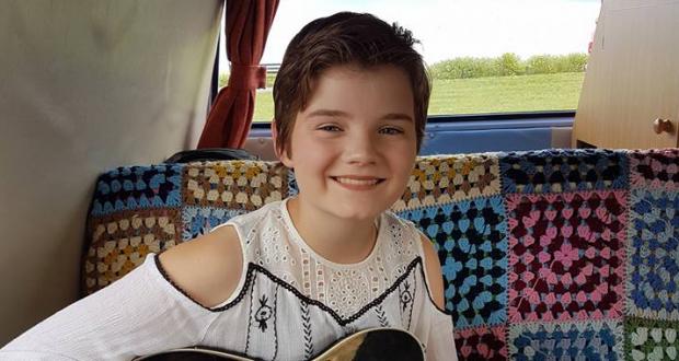 Muireann McDonnell, Ireland's JESC 2017 singer