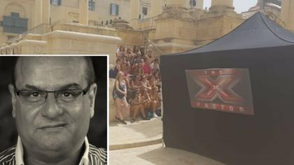 Maltese songwriter Phillip Vella