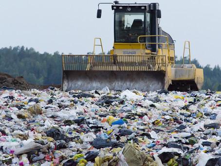 ゴミは最後にどこへ行くのか