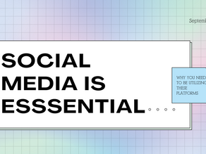 Why is social media essential?