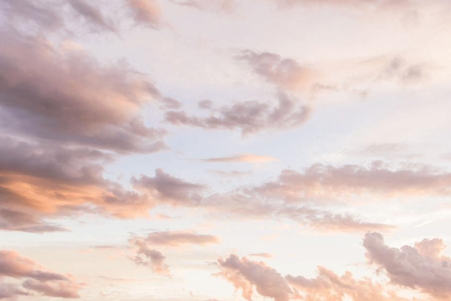 Heavenly Pastel Clouds Looping Video_DDS