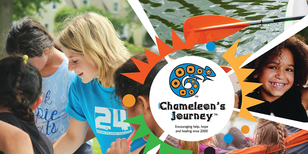 Annual Chameleon's Journey Grief Camp (Virtual Event)