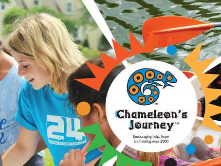 Chameleon's Journey 2020, A Virtual Camp Experience: November 14, 2020 at 1pm via Zoom