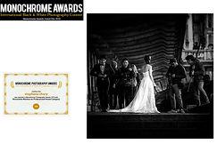 concours photo Monochrome awards mariage paris france