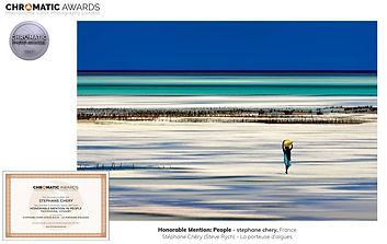 concours photo Chromatic awards zanzibar
