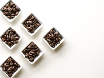 Organic Foods Photography Collection: Coffee Beans