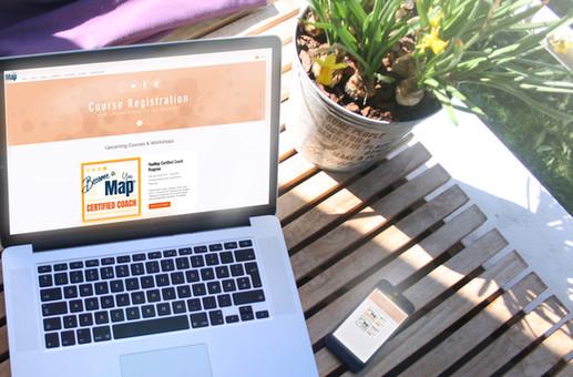Website design for YouMap LLC