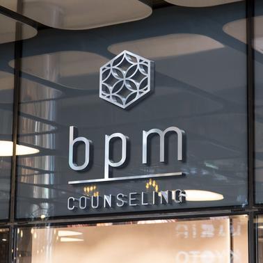 Logo Design & Branding for BPM Counseling