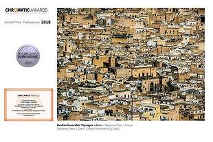 concours photo Chromatic awards Fès maroc