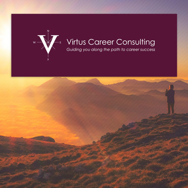 Logo Design for Virtus Career Consulting