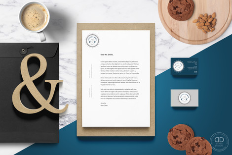Logo Design and Branding for Gluten Free with C and C