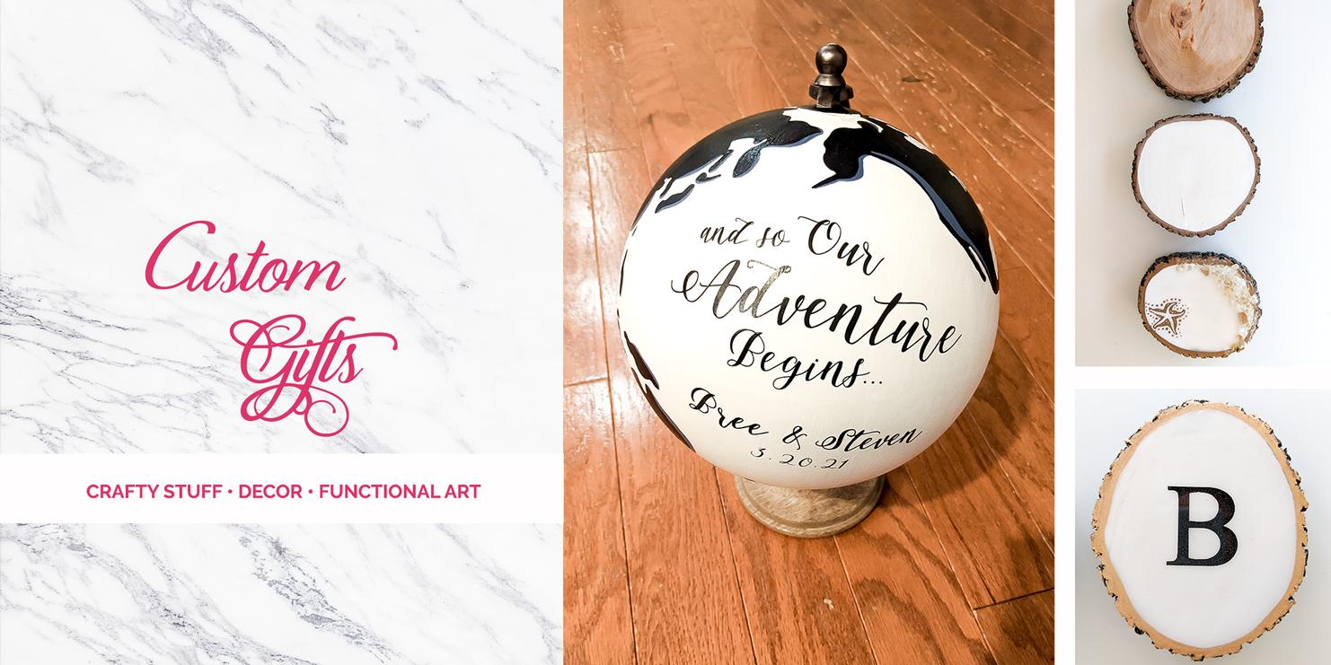 Davies Designs Art Studio Custom Gifts