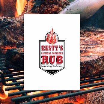 Rusty's Original Southern Rub