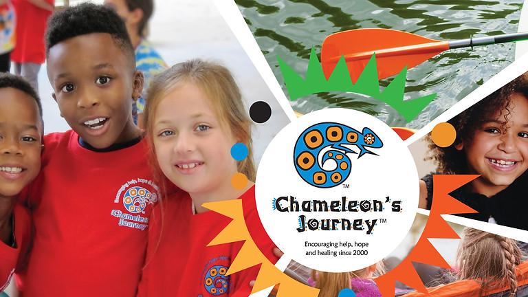 Chameleon's Journey Grief Camp 2021