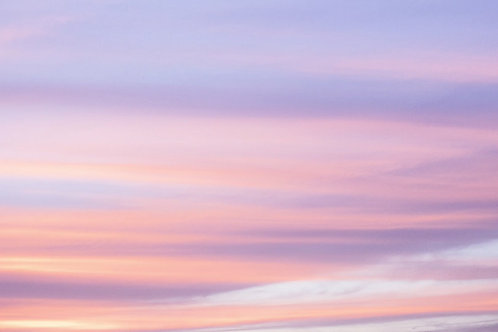 Sunset Sky Looping Video Background