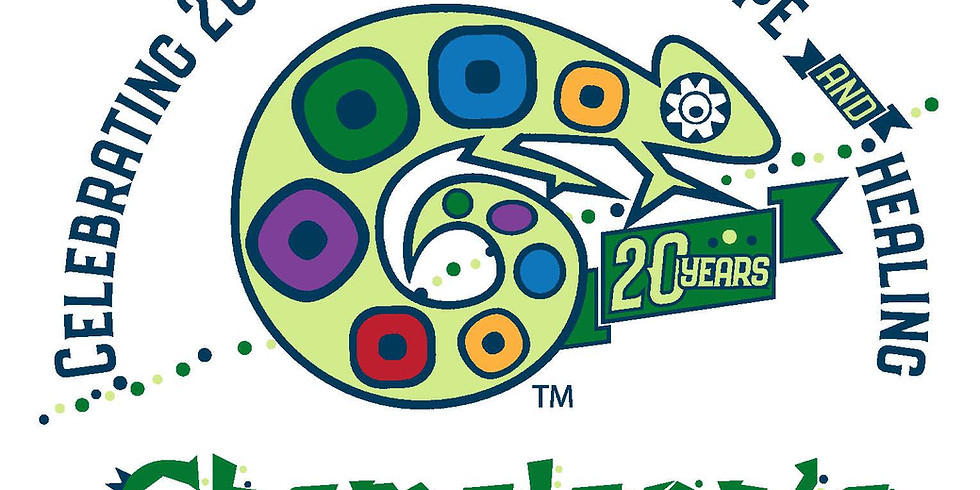 The 20th Annual Chameleon's Journey Grief Camp