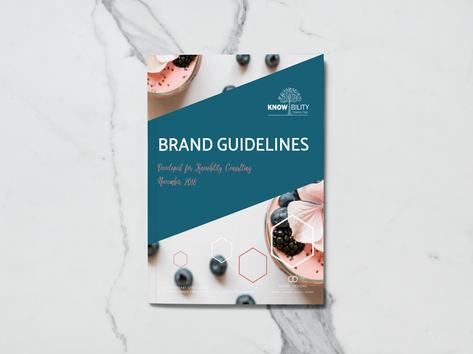 Logo Design & Branding for Knowbility Consulting