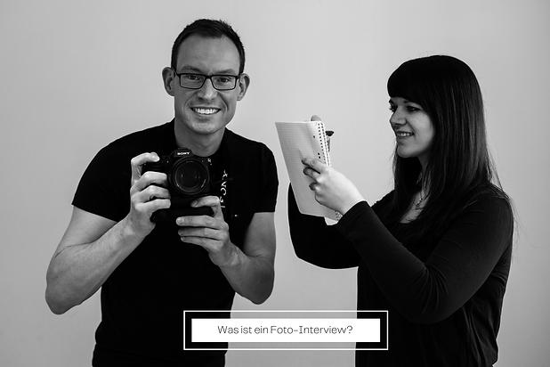 Vanessa & Tobi Photography Foto Intervie