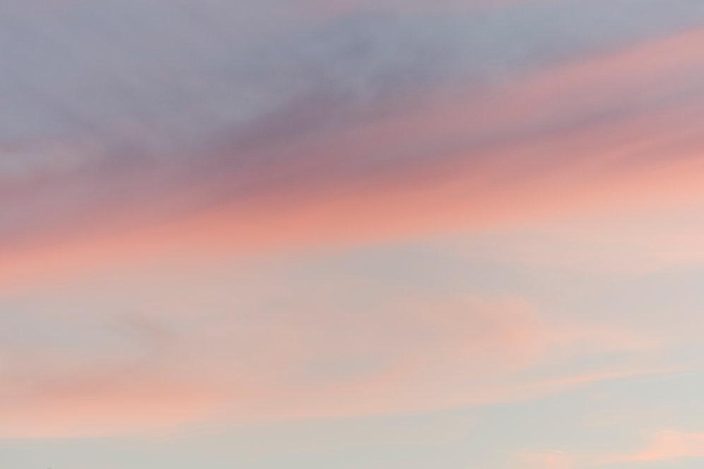 Evening Sky Cloud Overlay - 1 - 5470x3647