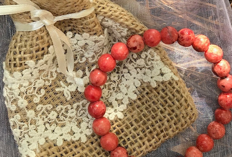 Regatta Anniversary Bracelet - Red