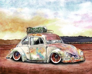 """""""Travelin Bug"""""""