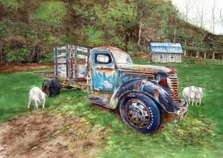 """Goat Truck"""