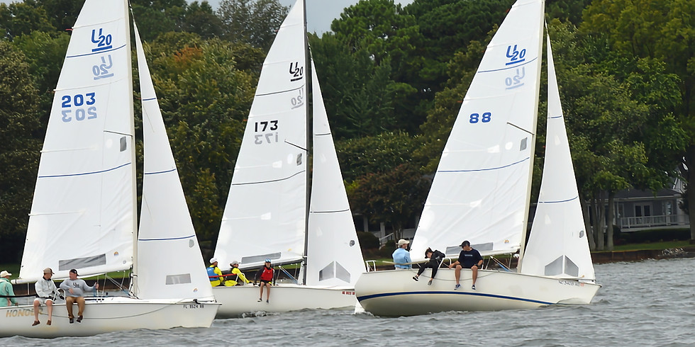 Lake Norman Hospice Regatta Sailing Competition