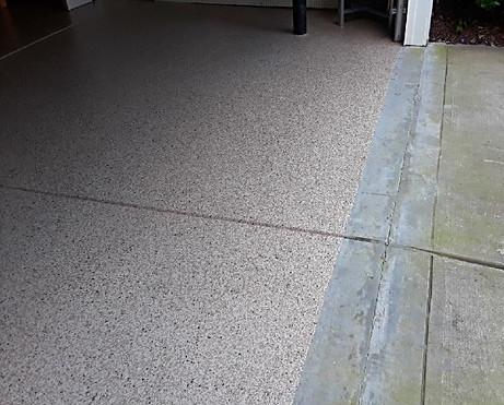 Carolina Garage Floor Plus - Our Work