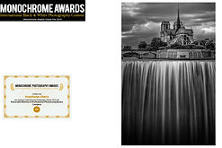 concours photo Monochrome awards manipulation steve rych