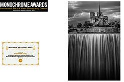 concours photo Monochrome awards manipulation steve rych