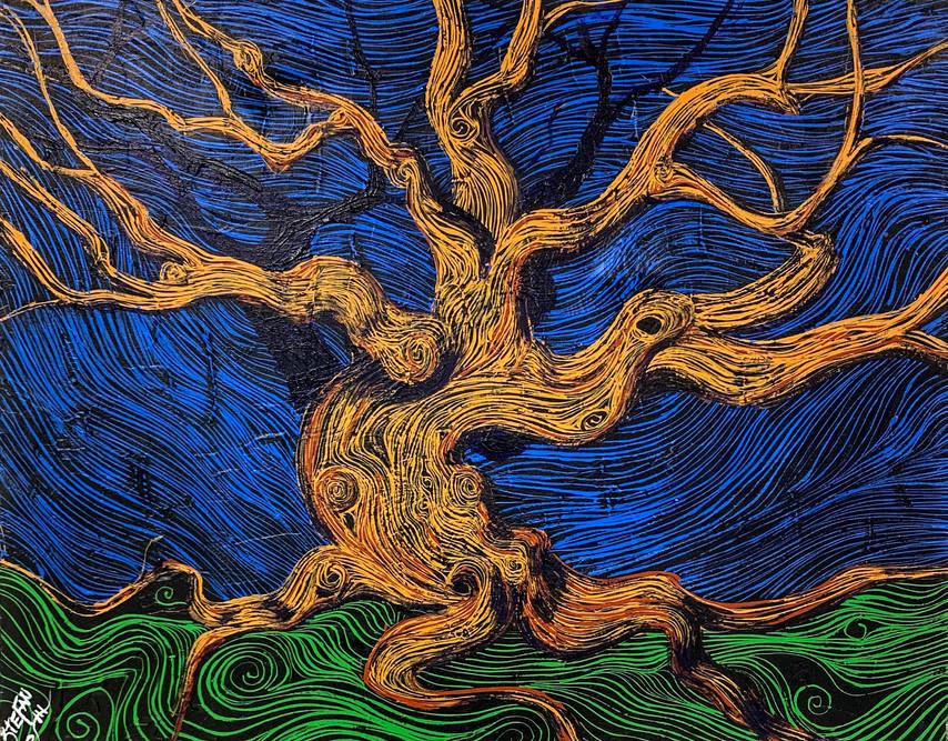 """The Oak Dance"""