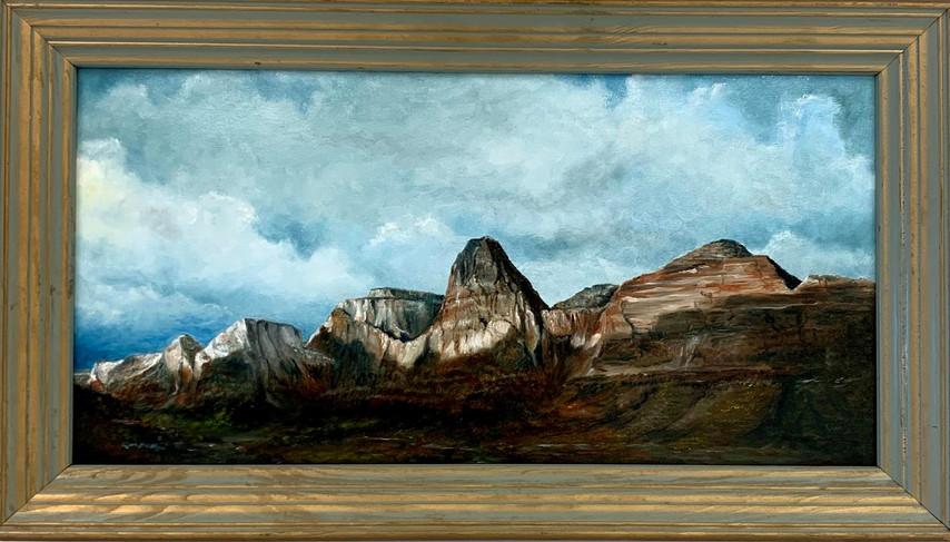 """""""Sunrise Zion National Park"""""""