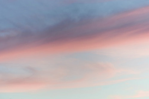 Evening Sky Looping Video Background