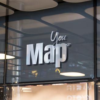 Logo & branding design for YouMap LLC
