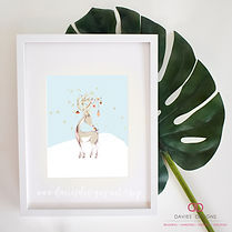 Prints_8x10__Reindeer with Bird_Mockup.j