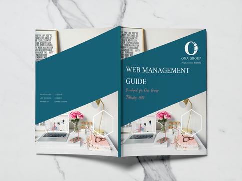 Website Design & Branding for Ona Group