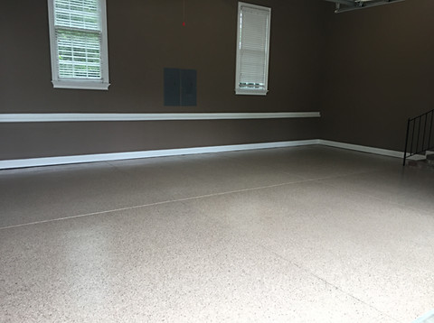 Carolina Garage Floor Plus - Our Work