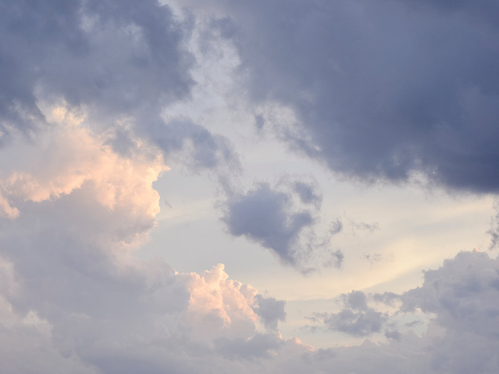 Heavenly Cloud Scene Overlay - Light - 6000x4500