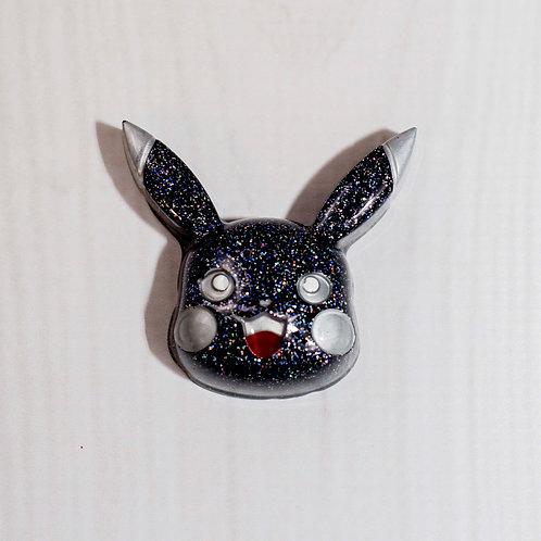 Happy Metallic Pikachu DIY Phone Grip / Paperweight