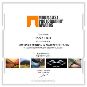 concours photo minimalist photography awards