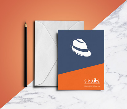 Logo Design and Branding for The S.P.U.D.S. Campaign