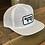 Thumbnail: All Mesh Trucker Hat - White