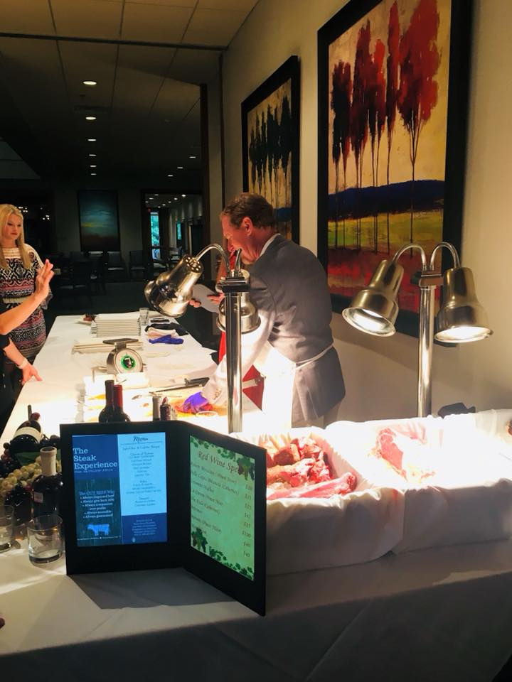 The Steak Experience at Hollytree Country Club