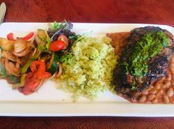 Cut Beef Dinner at Villa Montez