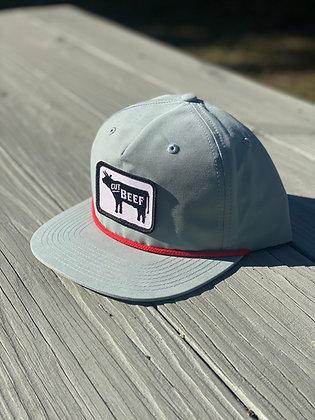Grandpa Style Logo Hat - Sage