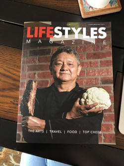 Beef so good it made it into Lifestyle Magazine!